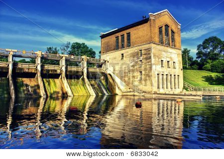 Barton Dam, Ann Arbor
