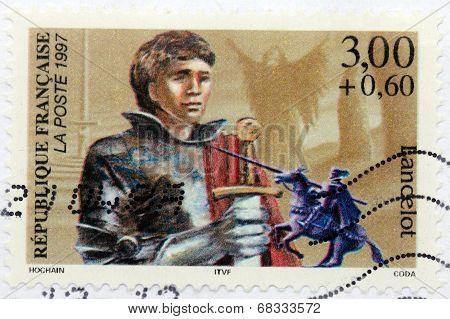 Lancelot Stamp