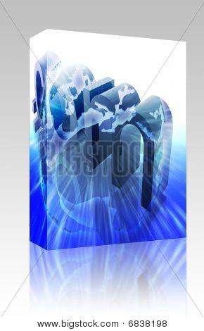 Dot Com Internet Box Package