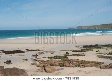 Sennen Cove Sea View