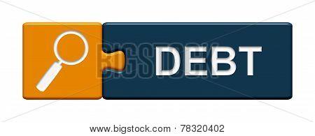 Puzzle Button: Debt
