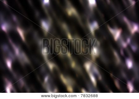 A Colored, Smoky Background