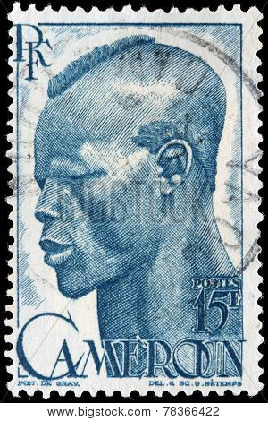 Cameroonian Stamp