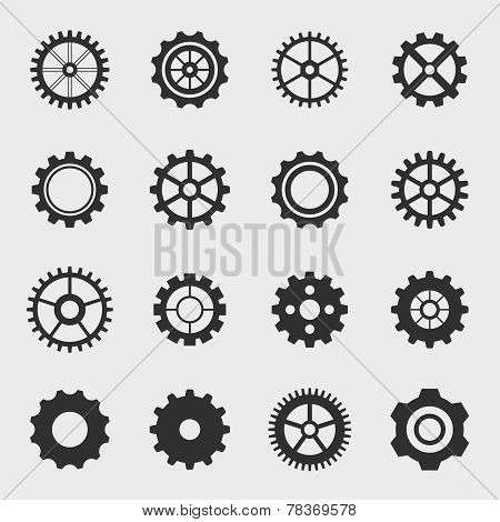 Different Types Of Gears.