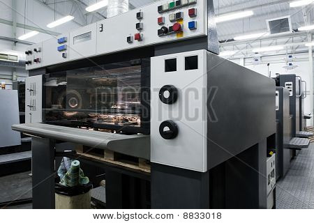 The Equipment For Printing