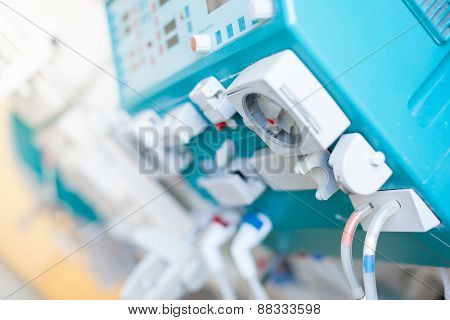 Dialysis Machine Detail