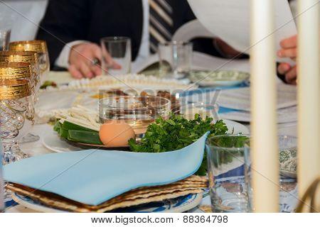 Seder, Passover Holiday