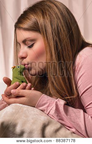 The Girl And The Frog