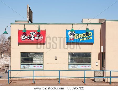 Greco Pizza Outlet