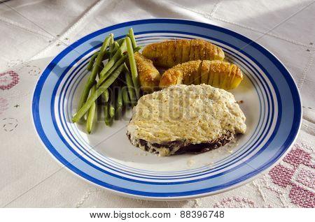 Meat And Potatos