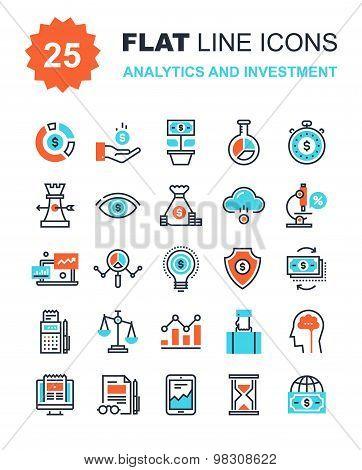 Analytics and Investment