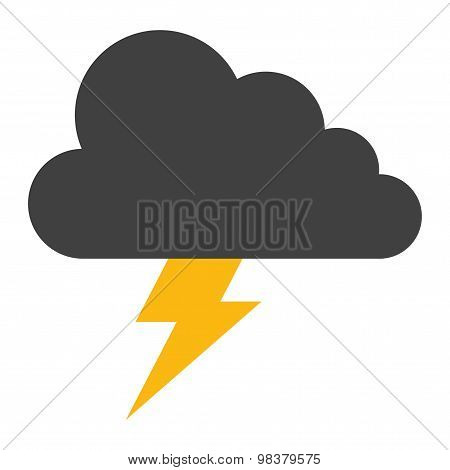 Lightning Storm Cloud