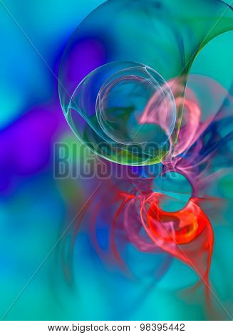 Modern abstract background design with space for your text.