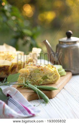 Tart - Vegetable Pies