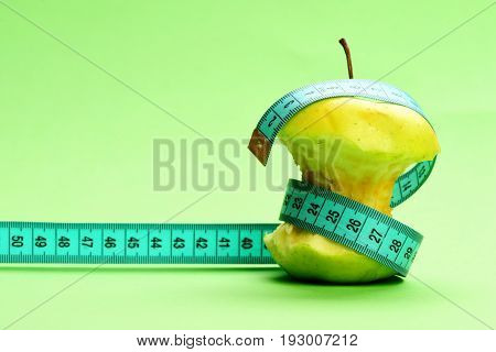 Concept Of Weight Management And Low Calorie Food