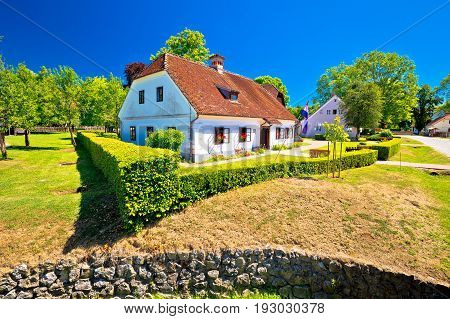 Village Of Kumrovec And Josip Broz Tito Birth House View