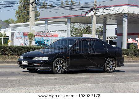 Private Car Honda Accord.