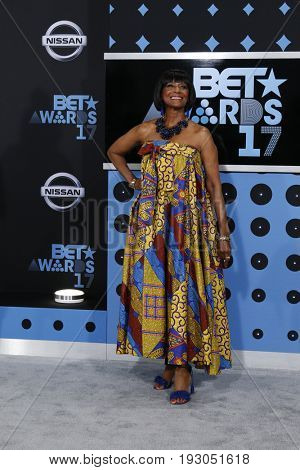LOS ANGELES - JUN 25:  Margaret Avery at the BET Awards 2017 at the Microsoft Theater on June 25, 2017 in Los Angeles, CA