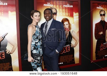 LOS ANGELES - JUN 26:  Guest, Sam Richardson at