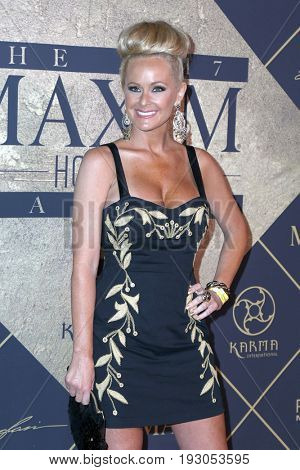 LOS ANGELES - JUN 24:  Katie Lohmann at the 2017 Maxim Hot 100 Party at the Hollywood Palladium on June 24, 2017 in Los Angeles, CA