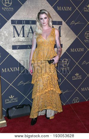 LOS ANGELES - JUN 24:  Ireland Baldwin at the 2017 Maxim Hot 100 Party at the Hollywood Palladium on June 24, 2017 in Los Angeles, CA