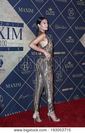 LOS ANGELES - JUN 24:  Shanina Shaik at the 2017 Maxim Hot 100 Party at the Hollywood Palladium on June 24, 2017 in Los Angeles, CA