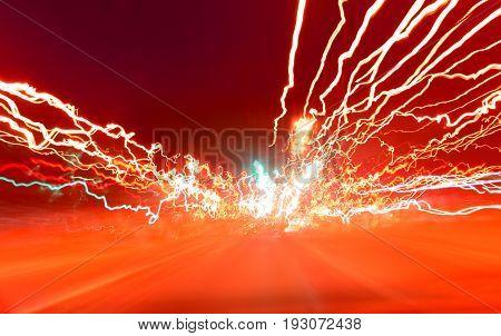 Street Light Line