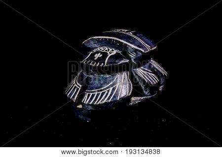 Stone Ritual Egyptian Scarab