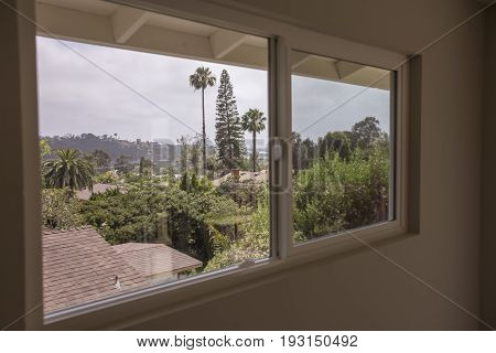 Home in southern California showing off the angles