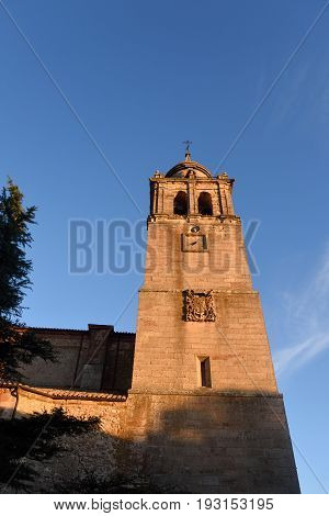 Collegiate Church Of Santa Maria, Medinaceli, Soria Province, Spain