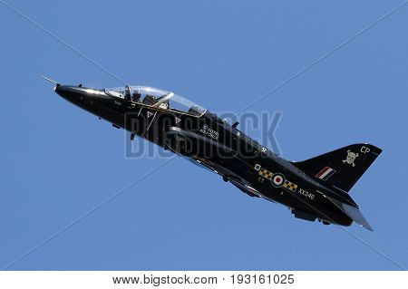 Bae Systems Hawk Trainer Aircraft