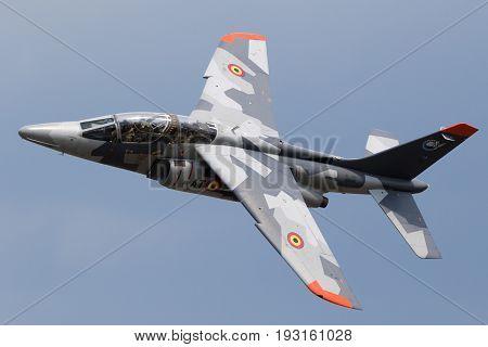 Military Alpha Jet Trainer Aircraft
