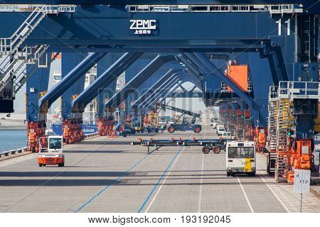 Port Shipping Gantry Cranes