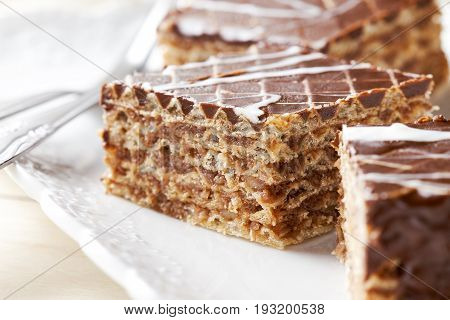 Chocolate Wafer Sheets
