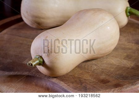 Butternut Squash At Home
