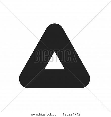 triangle logo design, triangle vector, stock vector