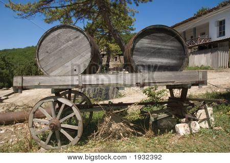 Old Waggon