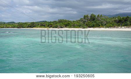 Beach Of Punta Rusia