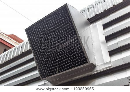 Air Duct, Vent For Factory Or Industrial