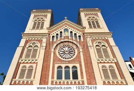The Assumption Convent Church