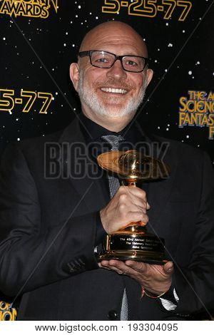 LOS ANGELES - JUN 28:  Akiva Goldsman at the 43rd Annual Saturn Awards - Press Room at the The Castawa on June 28, 2017 in Burbank, CA