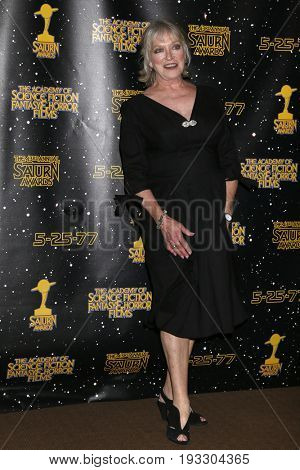 LOS ANGELES - JUN 28:  Veronica Cartwright at the 43rd Annual Saturn Awards - Press Room at the The Castawa on June 28, 2017 in Burbank, CA