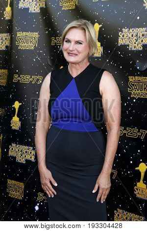LOS ANGELES - JUN 28:  Denise Crosby at the 43rd Annual Saturn Awards - Arrivals at the The Castawa on June 28, 2017 in Burbank, CA