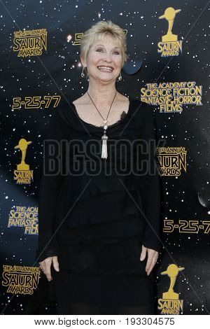 LOS ANGELES - JUN 28:  Dee Wallace at the 43rd Annual Saturn Awards - Arrivals at the The Castawa on June 28, 2017 in Burbank, CA