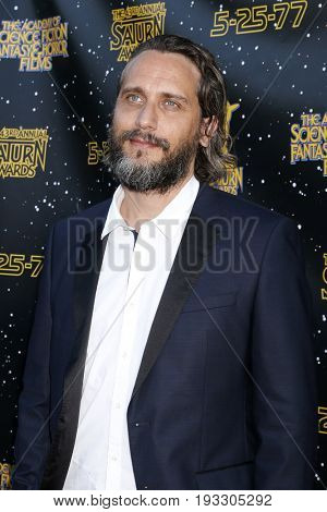 LOS ANGELES - JUN 28:  Fede Alvarez at the 43rd Annual Saturn Awards - Arrivals at the The Castawa on June 28, 2017 in Burbank, CA