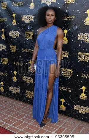LOS ANGELES - JUN 28:  Sydelle Noel at the 43rd Annual Saturn Awards - Arrivals at the The Castawa on June 28, 2017 in Burbank, CA