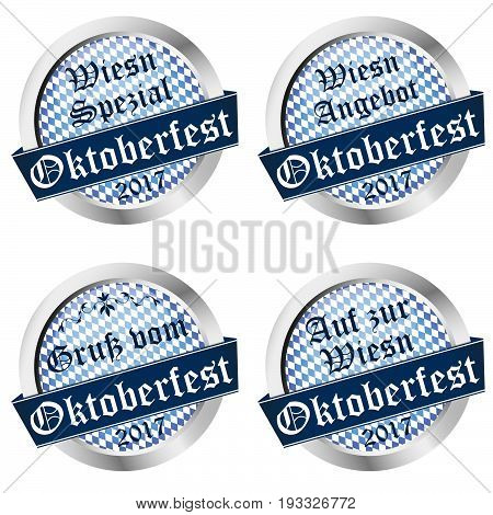Button Collection Oktoberfest 2017