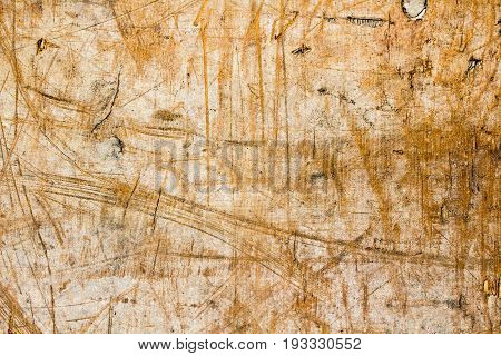 Abstract background texture - multi-colored rusted metal