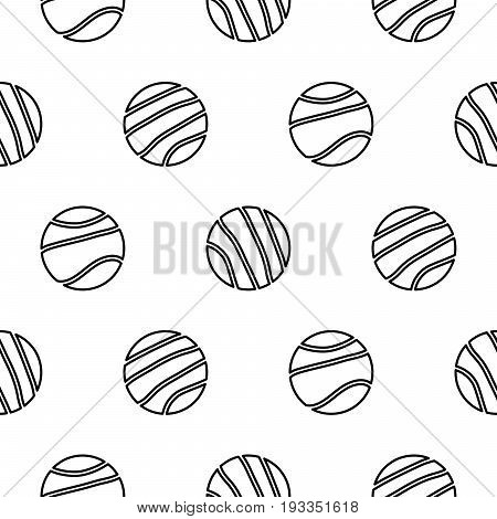Circle geo line shapes hipster seamless vector pattern. Black and white simple shapes background for website wallpaper and fabric print.