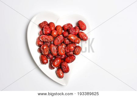 Jujube, Chinese Dried Red Date Fruit
